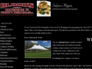 Blood's Catering & Party Rentals Inc