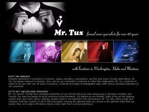 Mr. Tux