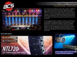 ACS Sound And Lighting