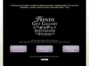 Trends Gift Gallery Invitation Studio
