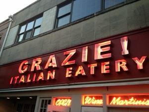 Grazie! Italian Eatery