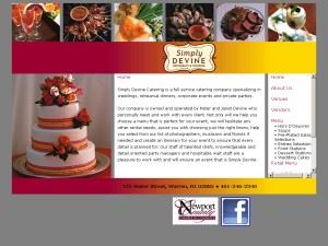 Simply Devine Catering