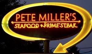 Pete Miller's Seafood And Prime Steak Wheeling