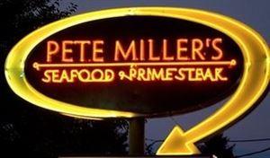 Pete Miller's Seafood And Prime Steak Wheeling