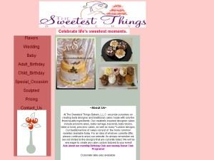 The Sweetest Things Bakery