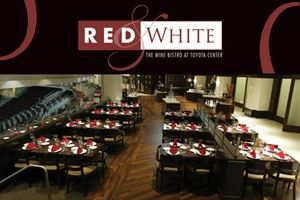 Red & White Wine Bistro At Toyota Center