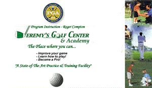 Jeremy's Golf Center & Academy LLC