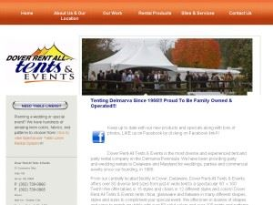 Dover Rent-All Tents & Events