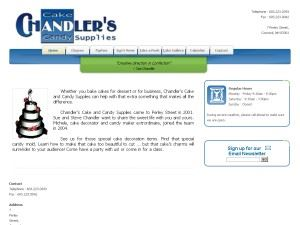 ChAndlers Cake And Candy Supplies