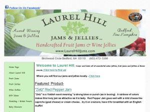 Laurel Hill Jams & Jellies