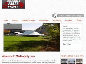 Brookfield Party Rental