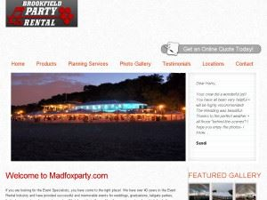 Madison Party Rental