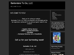 Bartenders To Go