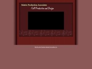 Matrix Production Associates