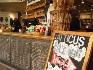 Atticus Bookstore Café