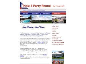 Triple S Party Rental
