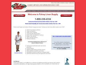Falvey Linen Supply Inc