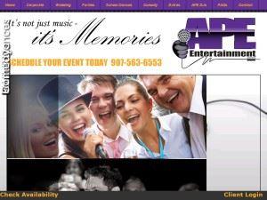 APE Alaska Professional Entertainment