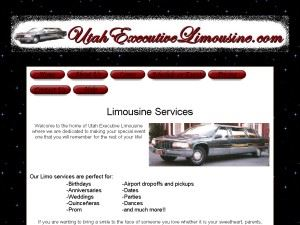 Utah Executive Limousine