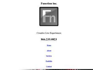 Function inc.