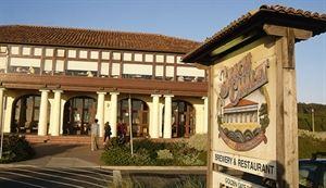 Beach Chalet Brewery & Restaurant