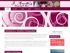 J Annette's Cheesecakes