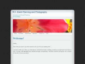 R.C. Event Planning and Photography