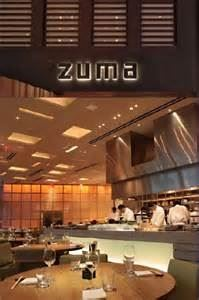 Zuma Japanese Restaurant - Miami