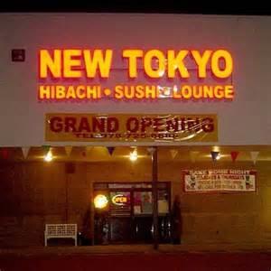 New Tokyo Steak House Japanese