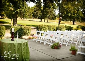 The Reception House at Raymond Memorial Golf Course