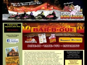Famous Dave's BBQ Shack