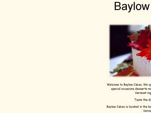 Cakes By Baylow