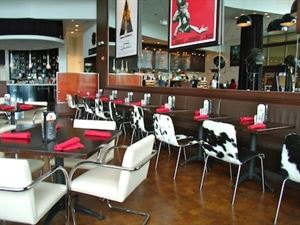 The Restaurant at Silverspot Cinema