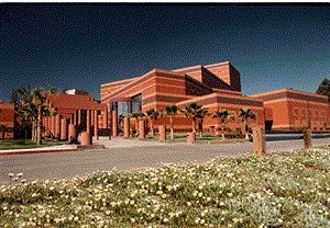 Luckman Center at CSULA