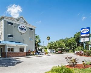 Suburban Extended Stay Hotel Airport