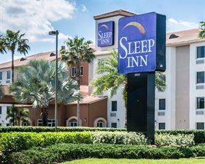 Sleep Inn Near Bush Gardens - Usf