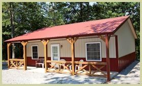 Willowbrook Cabin Rental