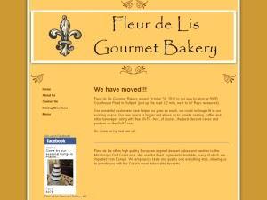 Fleur DE Lis Gourmet Cakes