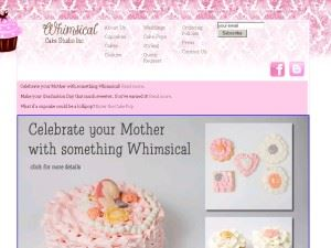 Whimsical Cake Studio Inc