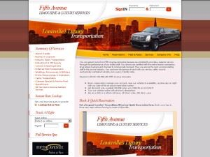 Fifth Avenue Limousine & Luxury Services