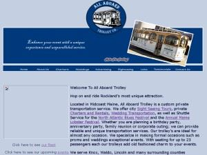 All Aboard Trolley
