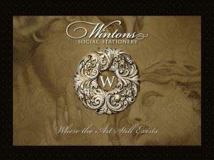 Wintons Social Stationery