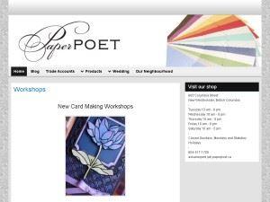 Paper Poet