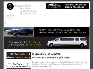 Eccentric Limousine