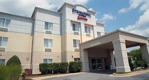 SpringHill Suites Little Rock West