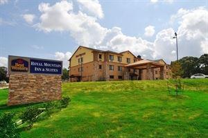 Best Western Plus - Royal Mountain Inn & Suites