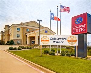 Comfort Suites Lindale - Tyler North