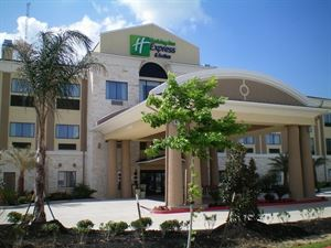 Holiday Inn Express & Suites Beaumont Nw Parkdale Mall