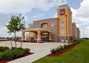 Comfort Suites Pearland—South Houston