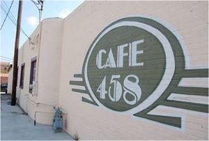 Cafe 458